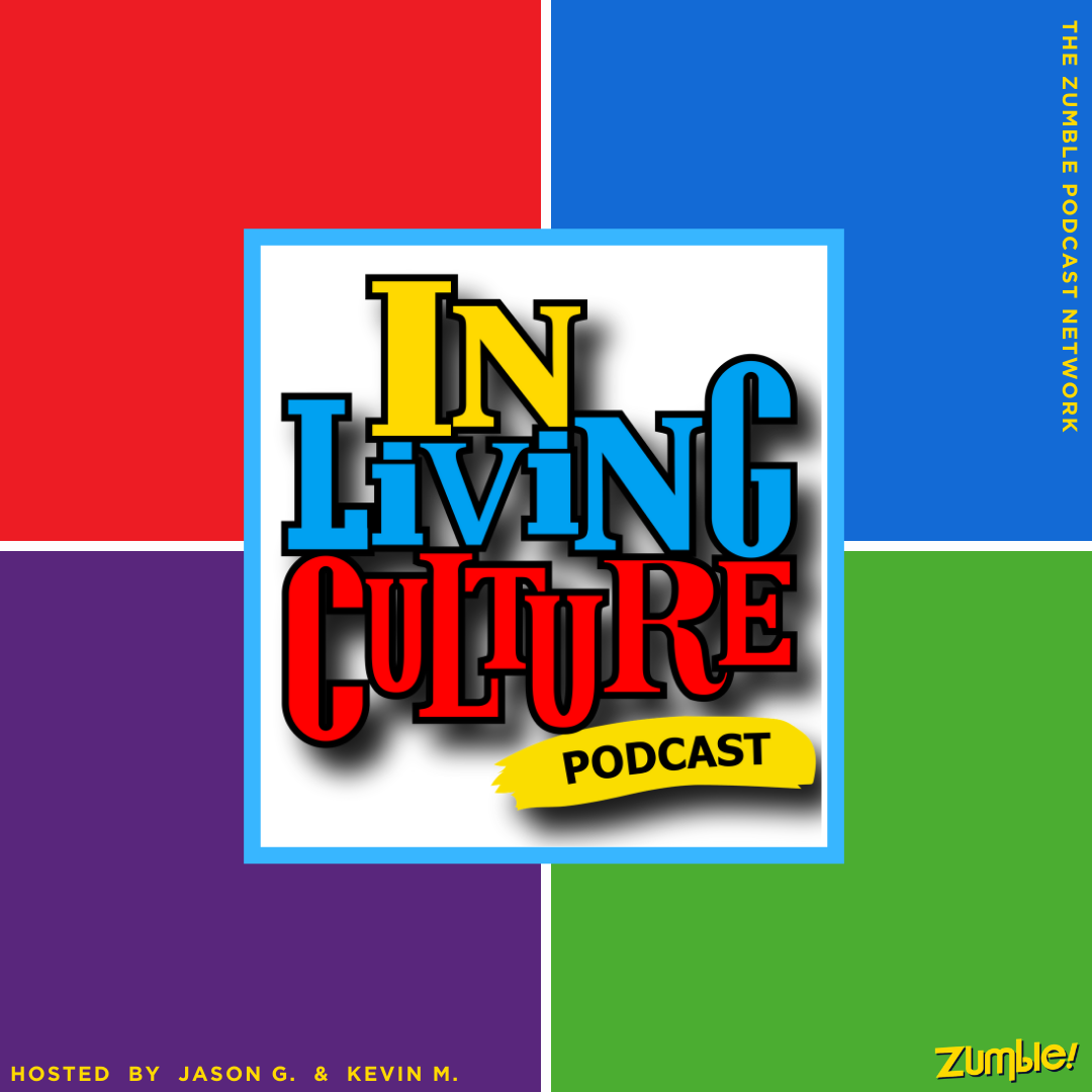 In Living Culture Podcast | 90's R&B Group Festival | Episode #2