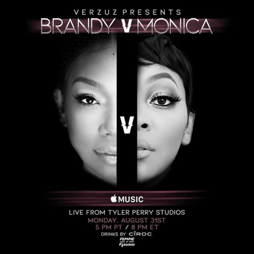 It's Going Down with Brandy and Monica