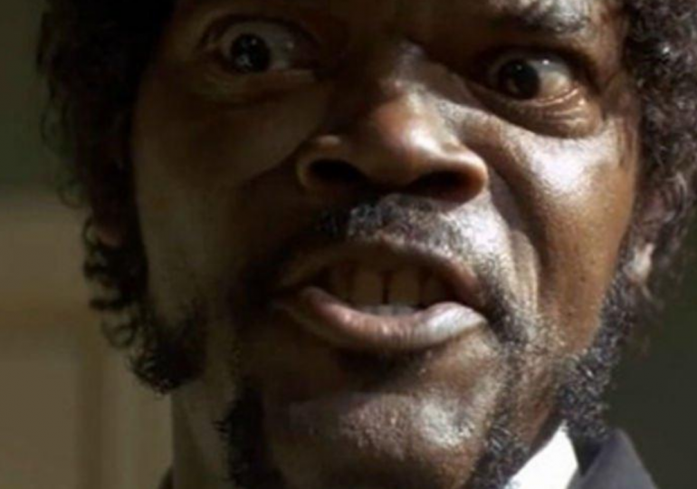 Top 5 Samuel Jackson Yelling Moments of the 90's