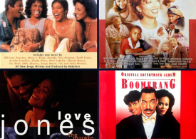 Five Great Soundtracks to the Movies We Love