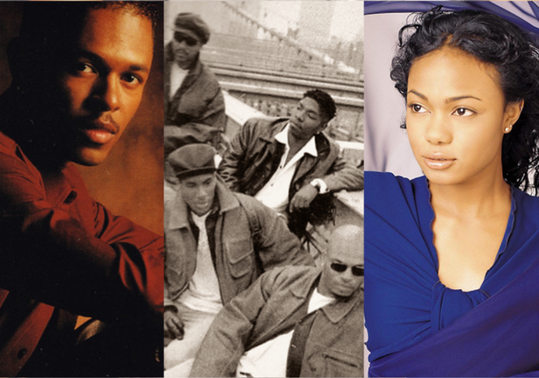 90'S R&B ALBUMS YOU SLEPT ON