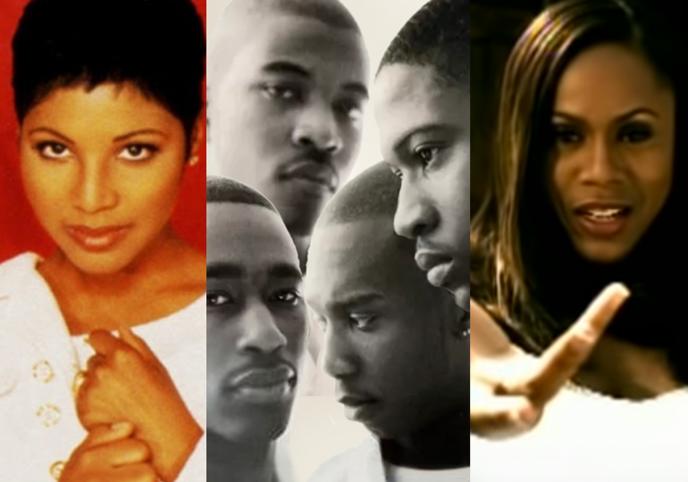 The Song That Got Away: R&B Songs Originally Written For Other Artists