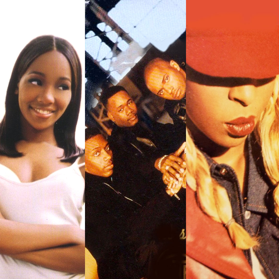 Under The Covers: The Greatest 90's R&B Cover Songs