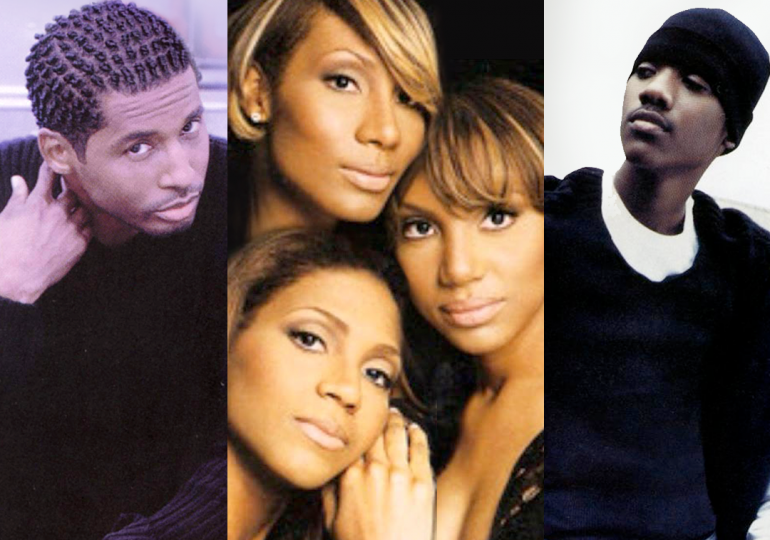 Family Affair: The Siblings of 90's R&B