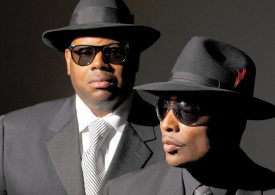 Jimmy Jam & Terry Lewis: Back For the First Time