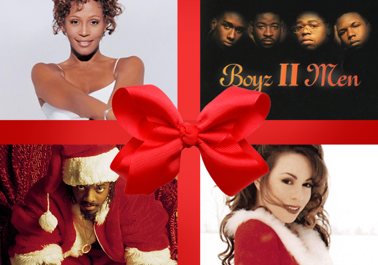 Essential 90's R&B Christmas Albums