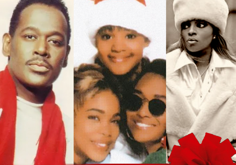 Essential 90's R&B Christmas Songs