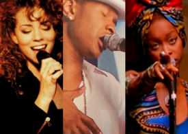 All The Way Live! The Best Live R&B Albums of the 90's