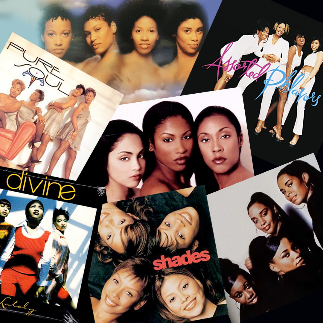 The Lost Girl Groups of 90's R&B