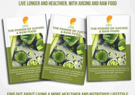 Najee Ellerbe Launches New Juicing E-Book