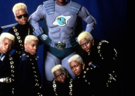 Meteor Man: Review