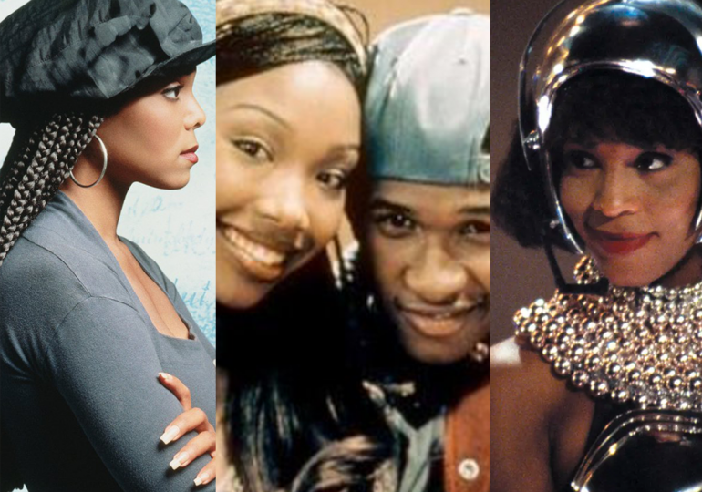 NEW YEAR, NEW ME: 90s R&B Singers Turned Actors